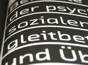 Drogenverein Mannheim, Editorial Design